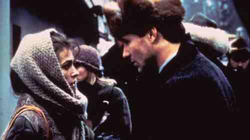Gorky Park – Joanna Pacula and William Hurt