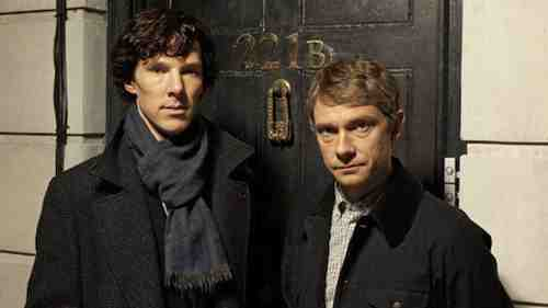 Sherlock (2010) – Hartswood Films - Benedict Cumberbatch, Martin Freeman