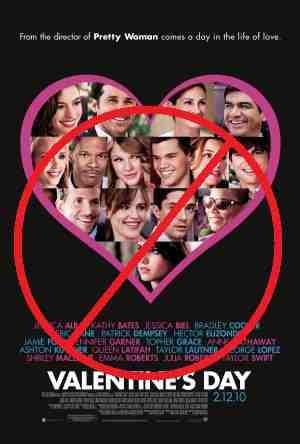 Valentine's Day Poster NO
