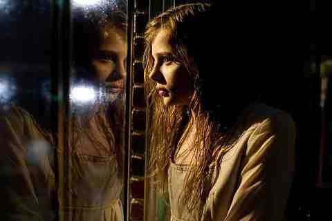Let Me In (2010) – Chloe Moretz as Abby