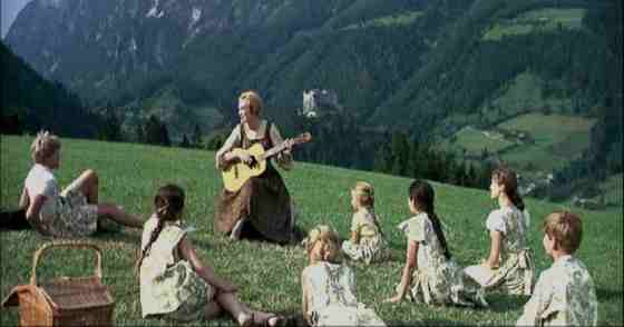 Movie Still: The Sound of Music