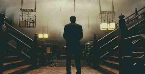 Inception still DiCaprio