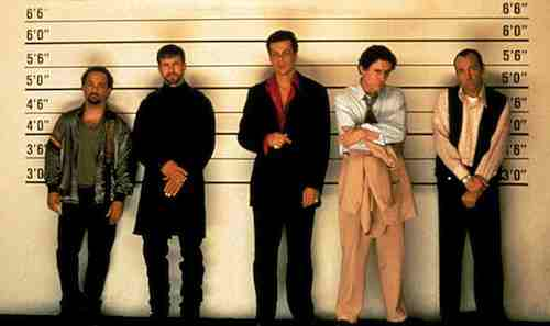 The Usual Suspects (1995) - Cast Lineup