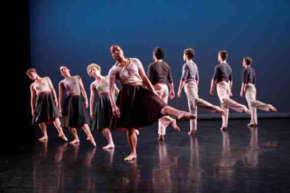 Review: Mark Morris Dance Group 4