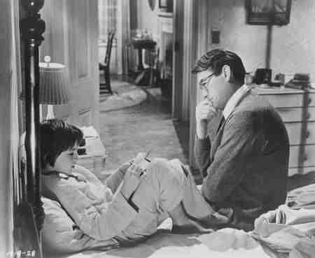 To Kill A Mockingbird (1962) - Gregory Peck