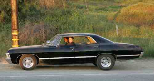 1967 Chevy Impala Supernatural