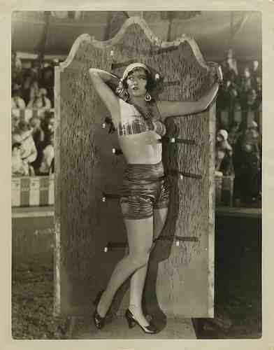 Joan Crawford The Unknown 1927
