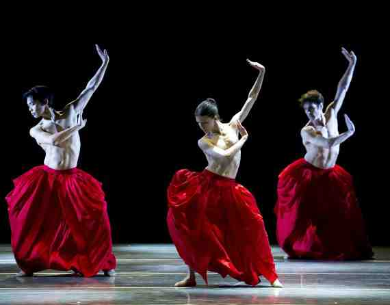 Review: Boston Ballet's Bella Figura 1