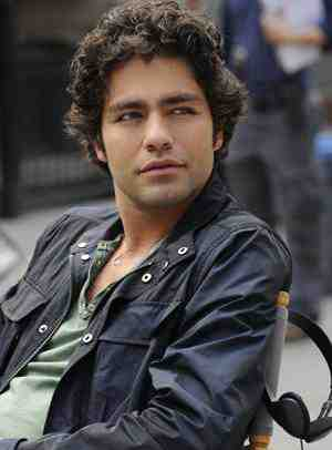 Adrian Grenier as Vinny Chase on HBO's Entourage