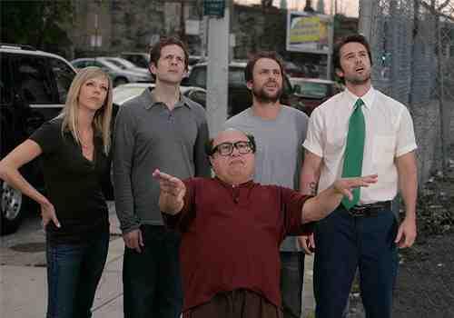 The Cast of It's Always Sunny in Philadelphia