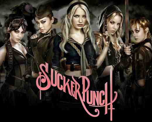 Poster for Zack Snyder's Sucker Punch