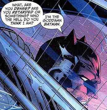 Batman, Auteurism and Supreme Court Decisions! Oh My! 22