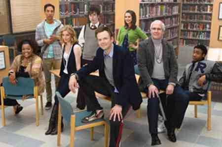 The Cast of NBC's Community