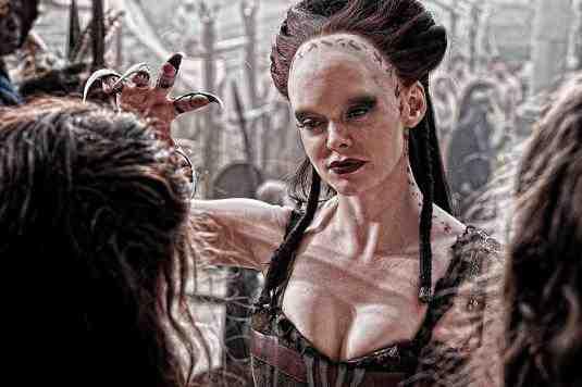 Rose McGowan as Marique