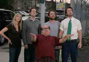 The Gang From It Always Sunny in Philadelphia