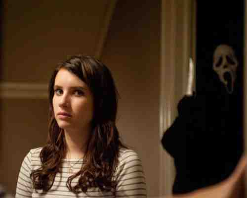 Scream 4 Emma Roberts