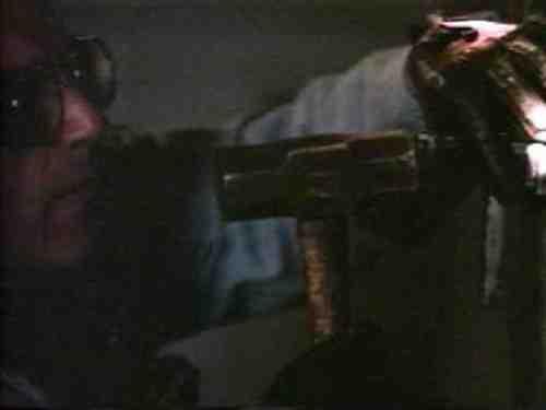 James Caan cracks a safe at the beginning of Thief