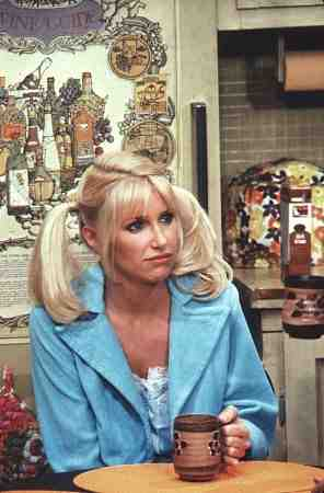 Suzanne Somers as Chrissy Snow