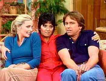 Three's Company cast