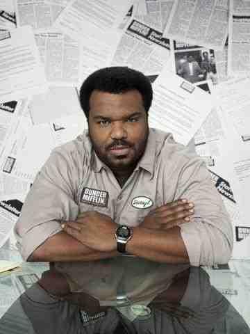 Craig Robinson as Darryl on The Office