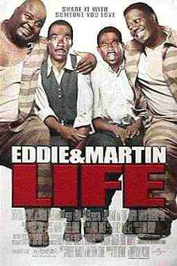 The Poster for Life Starring Eddie Murphy and Martin Lawrence