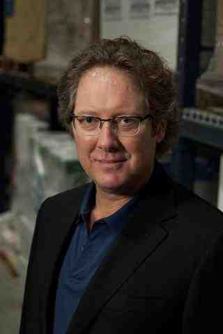 James Spader as Robert California in The Office