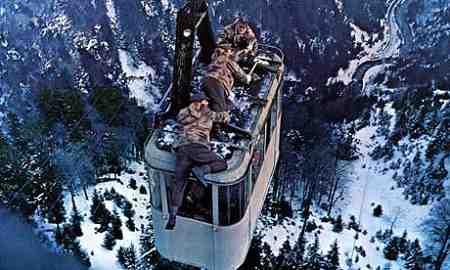 Where Eagles Dare - Cable Car Climax
