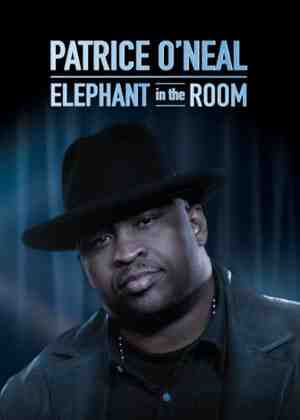 DVD Cover for Patrice O'Neal's Elephant in the Room