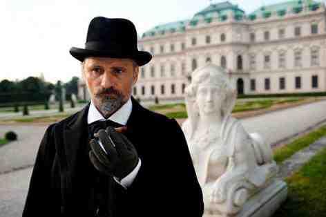 Viggo Mortensen as Sigmund Freud in A Dangerous Method