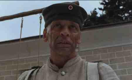 Klaus Kinski stars in Herzog's Woyzeck