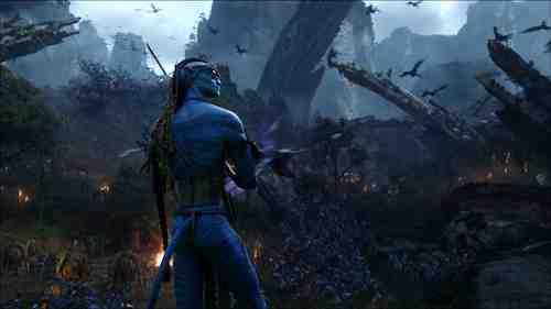James Cameron destroys worlds in Avatar
