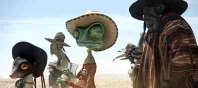 Gore Verbinski's Rango - A Strange Animated Vision