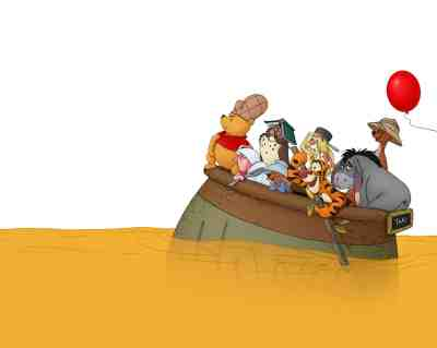 Disney's revival of Winnie The Pooh crowns the family films of 2011