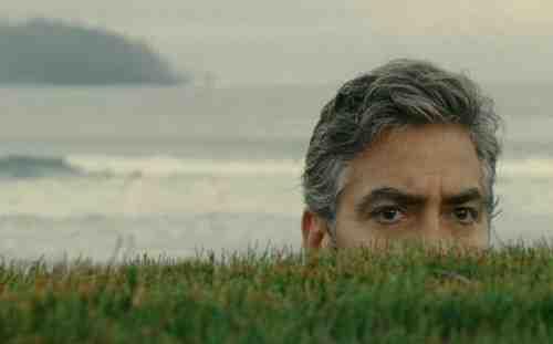 Clooney The Descendants