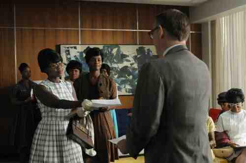 Mad Men Season 5 Episode 1 Lane Pryce