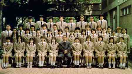 Battle Royale - 9th Grade Class B