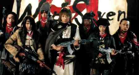 Shuya Nanahara's Wild Seven drive Battle Royale: Requiem