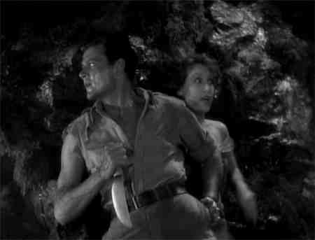Joel McCrea fights for his life as The Most Dangerous Game