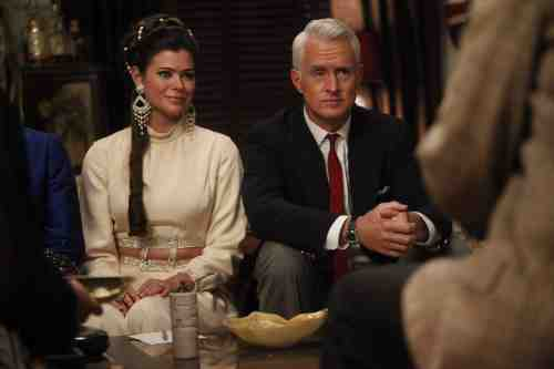 Mad Men S05E06 Roger and Jane