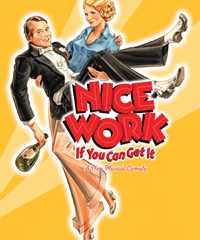Broadway Review: Nice Work If You Can Get It 1