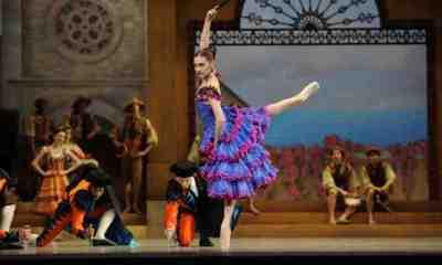 Don Quixote, San Francisco Ballet, War Memorial Opera House, April 27, 2012 5