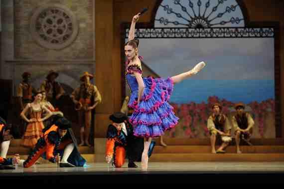 Don Quixote, San Francisco Ballet, War Memorial Opera House, April 27, 2012 1