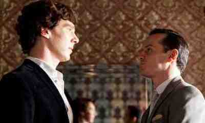 Sherlock Recap: 'The Reichenbach Fall' 1