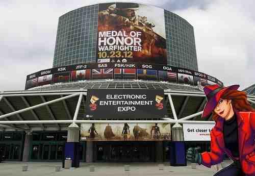 Carmen Sandiego at E3 2012
