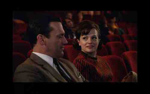 Mad Men Season 5 Don and Peggy