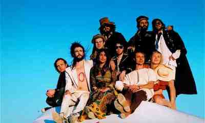 Album Review: Edward Sharpe and the Magnetic Zeros' Here 1