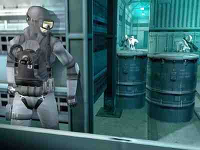 Metal Gear Stealth Nonviolence