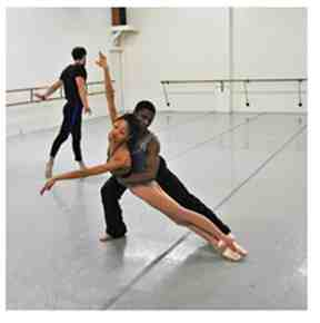 8 Questions with Dancer/Choreographer David Van Ligon  6
