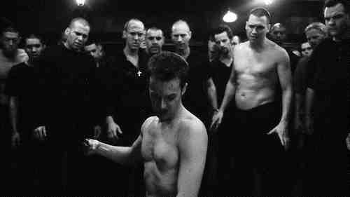 Edward Norton Destroy Something Beautiful Fight Club