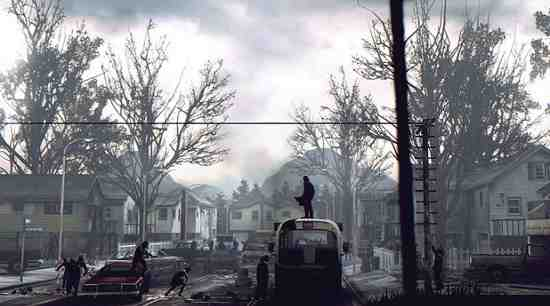 Video Game Review: Deadlight 9